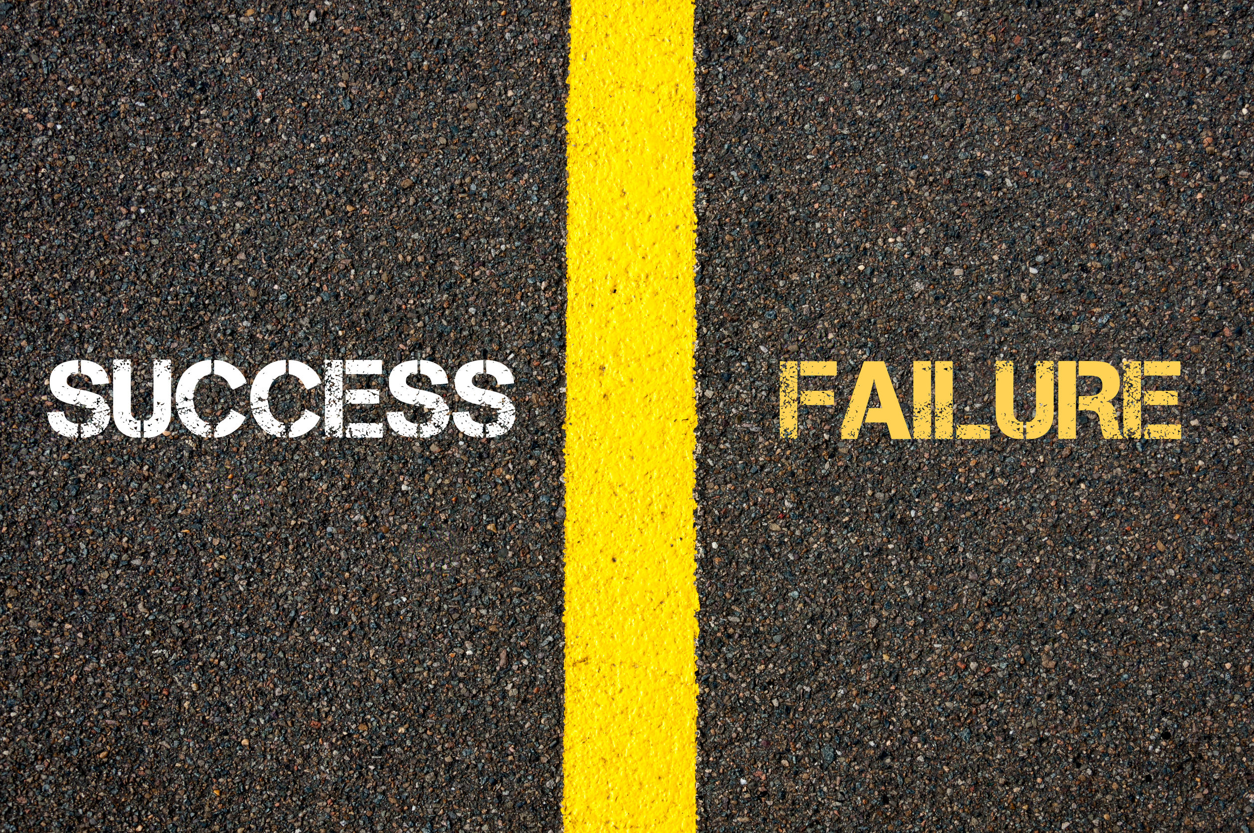 Indicating Failing Business vs. Successful Business